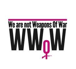 we are not weapons of war